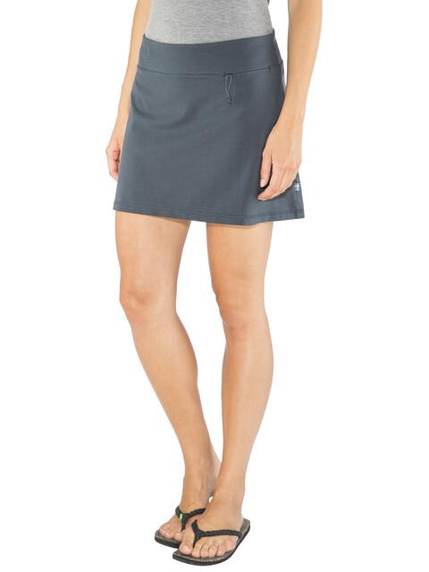 Fjällräven High Coast Jersey Skirt Women navy